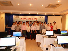 GIS Training on urban technical infrastructure in Da Nang